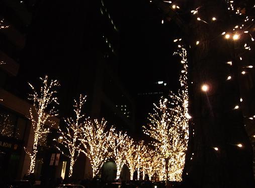 2011.12.24分 クリスマス都内ブラブラw 9