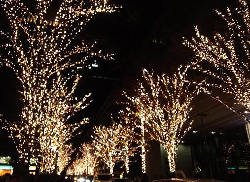 2011.12.24分 クリスマス都内ブラブラw 6