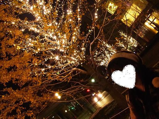2011.12.24分 クリスマス都内ブラブラw 5