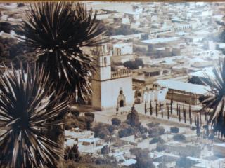 テカマチャルコ、旧サンフランシスコ修道院