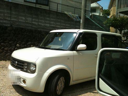 永井クンの車