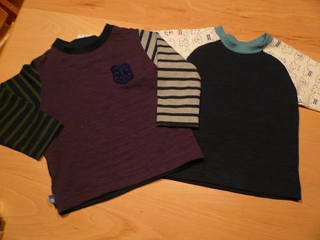 14ウェイTシャツ