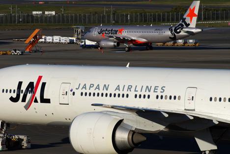 ジェットスター・ジャパン、JALのフライトマイル対象に