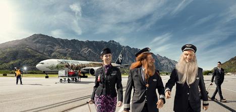 ニュージーランド航空、ホビットのプレミア試写会参加を含む旅行が当たるキャンペーン!