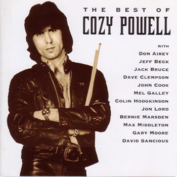 THE BEST OF COZY POWELL