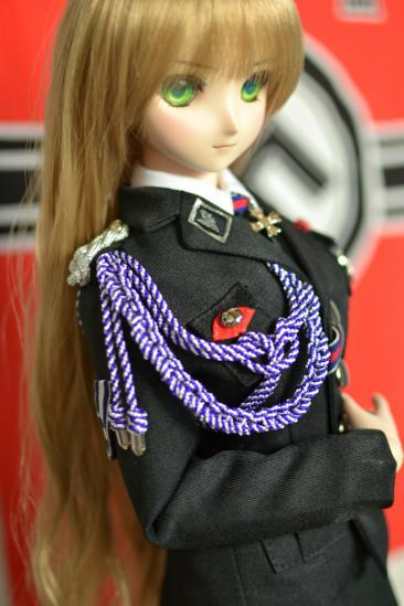 一般SS副官飾緒2