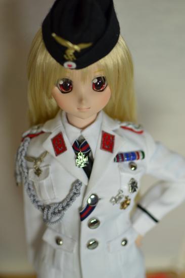 空軍夏服ー1