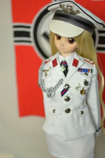 空軍夏服ー2