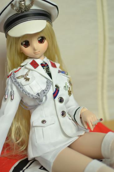 空軍夏服ー3