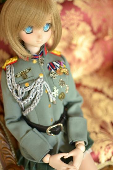DD軍服7人ー7