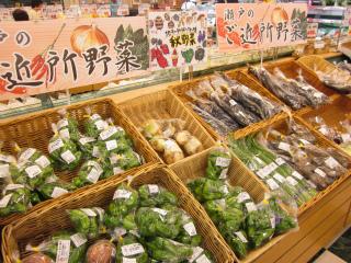 ほかの野菜と比べるとちょっと高いけど、よく売れているんですよね。