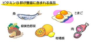 ビタミン B群