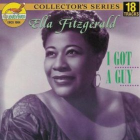 Ella Fitzgerald(I Want to Be Happy)