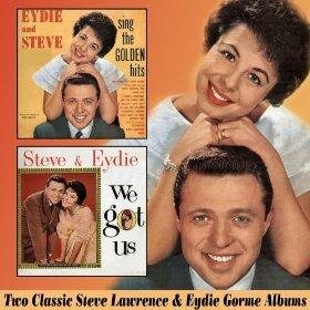 Steve Lawrence, Eydie Gorme(I Hear a Rhapsody)
