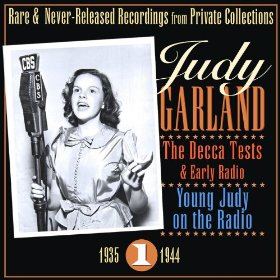 Judy Garland(I Hear a Rhapsody)