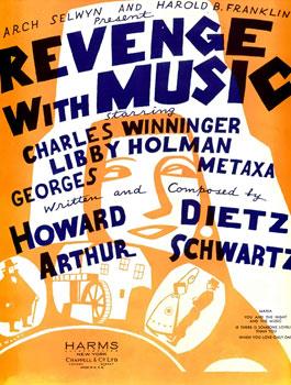 Revenge with Music