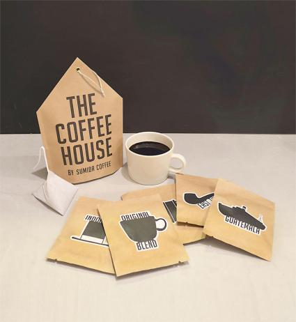 「THE COFFEE HOUSE」