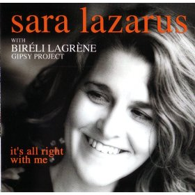 Sara Lazarus(It's All Right with Me)