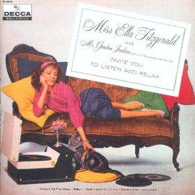 Ella Fitzgerald(I Hadn't Anyone Till You)