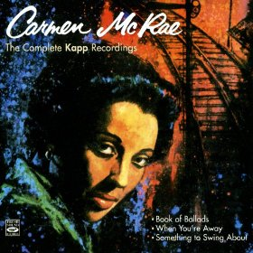Carmen McRae(Falling in Love with Love)