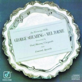 George Shearing and Mel Tormé (All God's Chillun Got Rhythm)