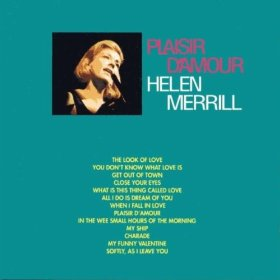 Helen Merrill(Close Your Eyes)