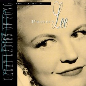 Peggy Lee(I'm Just Wild About Harry)