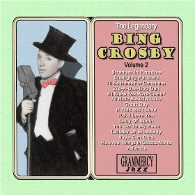 Bing Crosby(Stranger in Paradise)