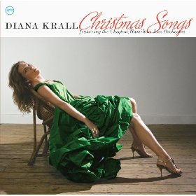 Diana Krall(What Are You Doing New Year's Eve?)