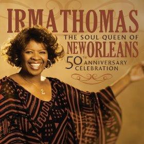 Irma Thomas(Back Water Blues)