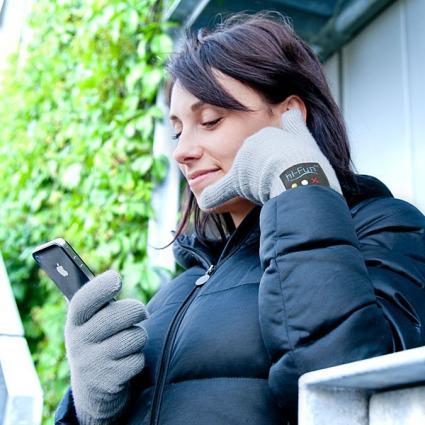 「Bluetooth Handset Gloves」-1