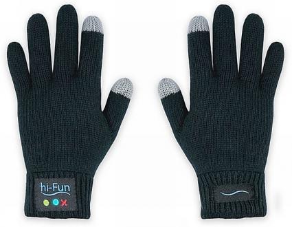 「Bluetooth Handset Gloves」-2