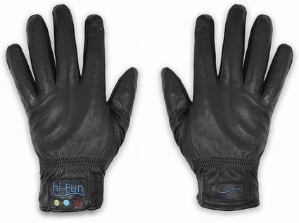 「Bluetooth Handset Gloves」-4