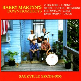 Barry Martyn's Down Home Boys(The World Is Waiting for the Sunrise)