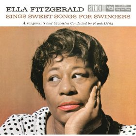 Ella Fitzgerald(Lullaby of Broadway)