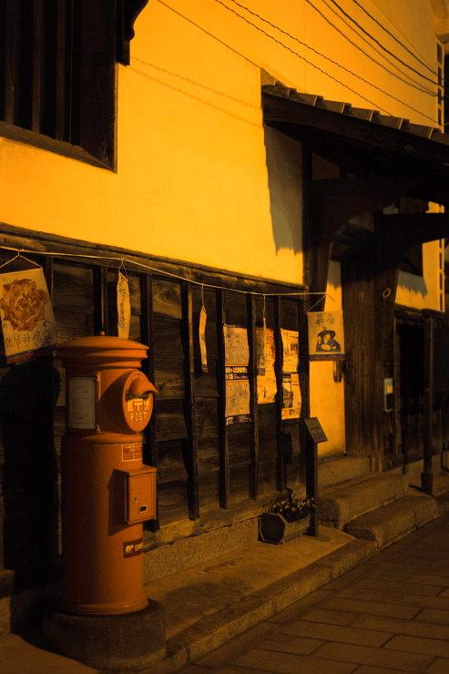 ポニョの舞台鞆の浦