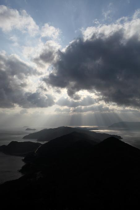 上盛山展望台