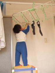 洗濯とりこみ02