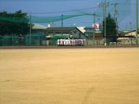 10.7.23 新居浜東高校野球部のボール回し5