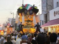10.8.8 新居浜夏祭り・宇高太鼓台1