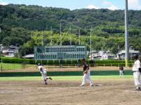 10.8.28 走る石川選手。