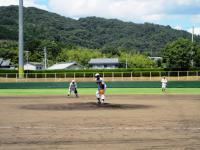10.8.28 マウンド上の石川投手