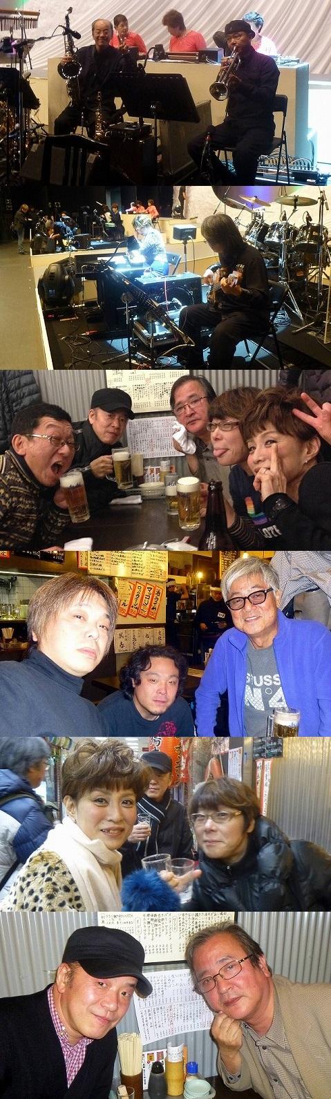 14.1.10新歌舞伎座8日目&新年反省会
