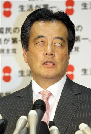 岡田が息してない