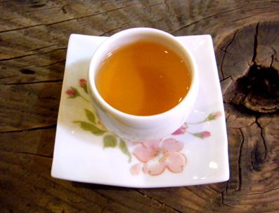 『喫茶去 一芯二葉(きっさこ いっしんによう)』のアッサムティー