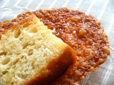 『マリアージュ ドゥ ファリーヌ』のチーズパン