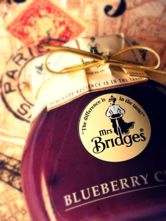 『Mrs Bridges(ミセス ブリッジス)』のブルーベリーカード