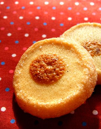 『ジュヴォー ル パティシェ プロヴァンサル』のクッキー