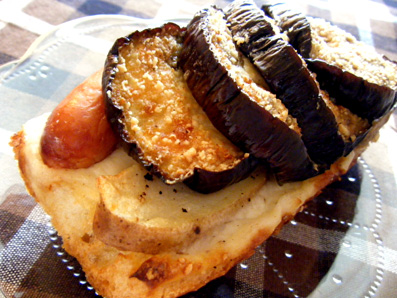 『Boulangerie Sudo(ブーランジェリー スドウ)』のソーセージのタルティーヌ