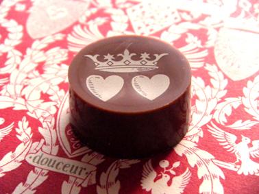 『ドゥバイヨル』のチョコ